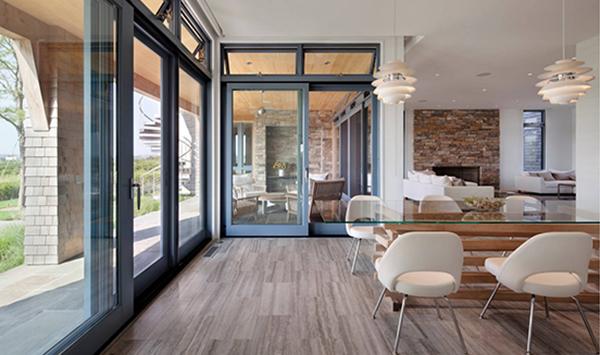 吉朗家3款时尚个性的艺术九拼地板